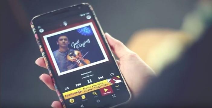 Twaang music App
